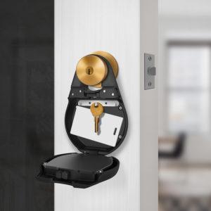 Έξυπνο lockbox της Igloohome για αποθήκευση κλειδιών ή καρτών πρόσβασης